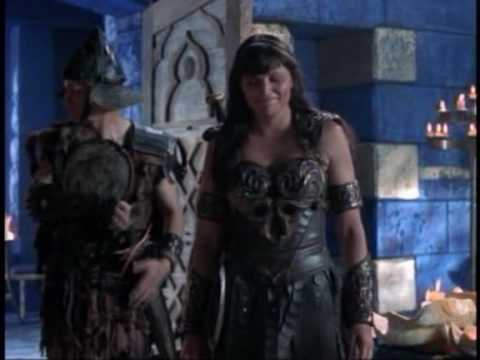 Xena - Bloopers - Temporada 3 (subtitulado En Español) video
