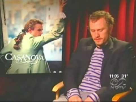 Heath Ledger Lost Interview