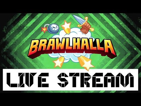 Brawlhalla | COMBO TO DEATH | Livestream #4