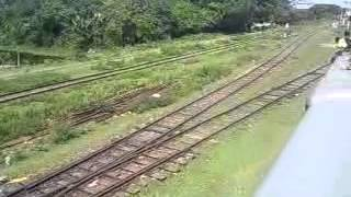 Narsingdi train jurney