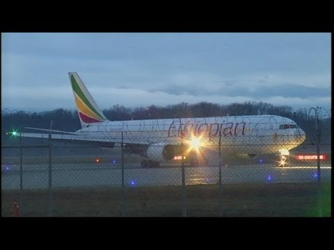 Ethiopian Plane Hijacking: Co-Pilot Allegedly Involved