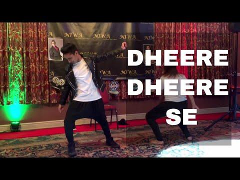Dheere Dheere Se Dance | Hrithik Roshan | Sonam Kapoor | Yo Yo Honey Singh Bollywood Dance