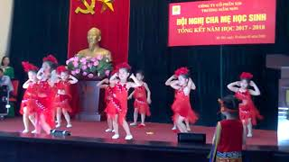 Họp phụ Huynh cho Con gái ở Trương mầm non X20 Phương Liệt Thanh Xuân HN