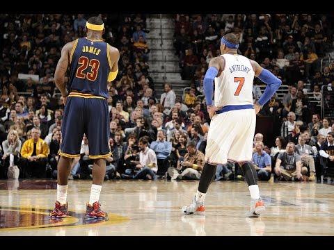 Best of Phantom: Cleveland Cavaliers vs New York Knicks