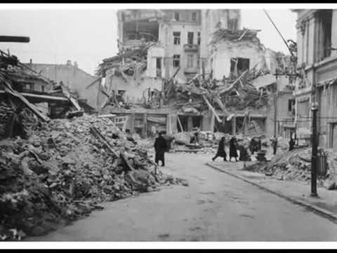 Warszawa W Latach Okupacji 1939-1944