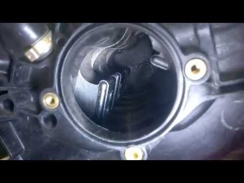 Впускной коллектор Ауди А6 С5 - обзор детали впускной системы автомобиля