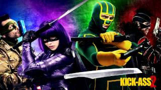 Kick-Ass 2 Score - 10 - Toxic Mega-Cunts
