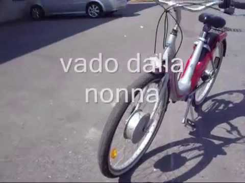 Bici Elettrica Albatros