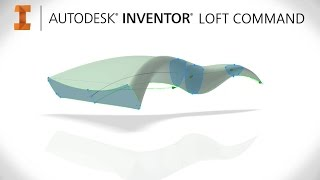 How To Use The Loft Command For Creative Effect | Autodesk Inventor