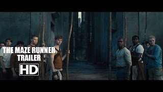The Maze Runner: Official Trailer 2 [HD]