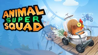 Animal Super Squad - Official Launch Trailer