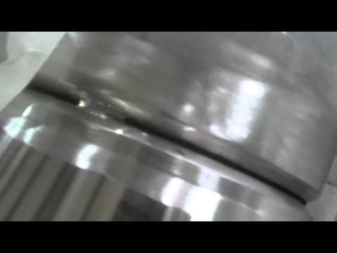 Tig Welding stainless pipe by Adam Wolsmann pt. 1