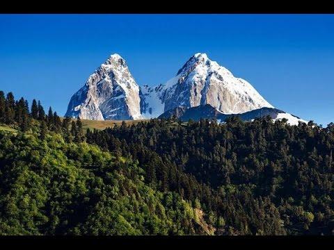 Сванетия- рай для любителей гор