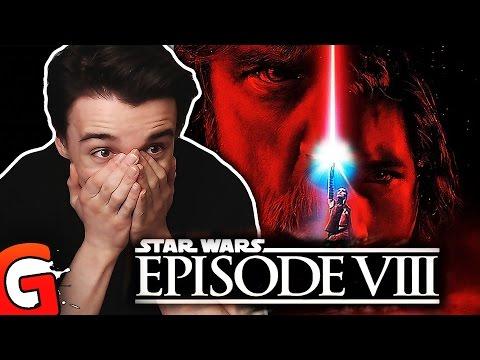 STAR WARS EPISODE 8 TRAILER REACTION + ANALYSIS (The Last Jedi)