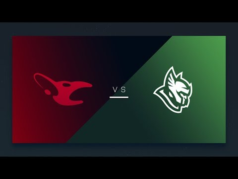 CS:GO - mousesports vs. Heroic [Nuke] Map 1 - EU Day 18 - ESL Pro League Season 6