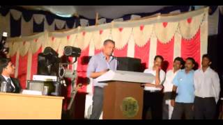 Erra Gulabilu - Gautham Menon Latest Speech at NIT Trichy