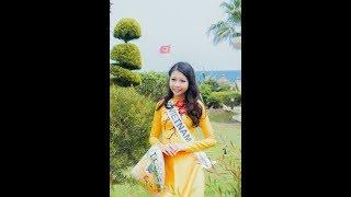 Little Miss Universe - Hoa Hậu Hoàn Vũ Nhí 2018, thí sinh giới thiệu bản thân với trang phục dân tộc