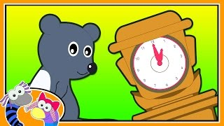 Hickory Dickory Dock | Plus Many More Nursery Rhymes for Kids | Silly Sox