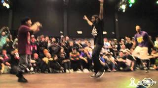 BODY CARNIVAL vs GRAVITY & MORRIS (RAW CIRCLES 2011)