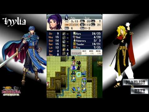 Let's Play Fire Emblem: New Mystery of the Emblem ~Heroes of Light and Shadow~ Chapter 10