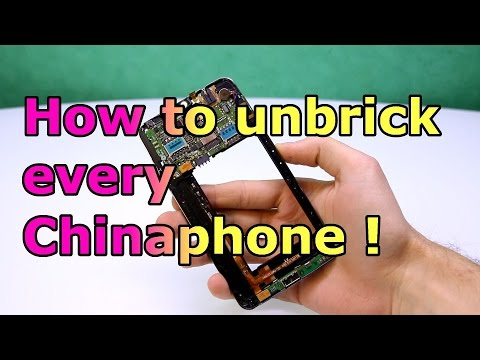 Quick Unbrick Every *China Phone* MTK Phone SP Flash Tool Error