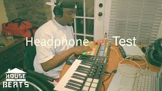 "🏡House Of Beats 🎶Challenge - ""Headphone Test"" Episode 7"