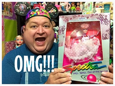 1986 Spectra Barbie Doll Review✨- Throwback Thursday!