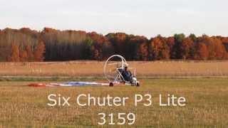 Six Chuter P3 Lite