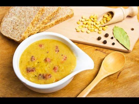 Гороховый суп по-немецки рецепт - Split Pea Soup Recipe