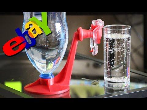 Покупка на Ebay -  Диспенсер для напитков