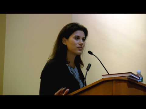 Cherien Dabis - Director of Ameerka, Speaking At Islamic Society of North America Conference