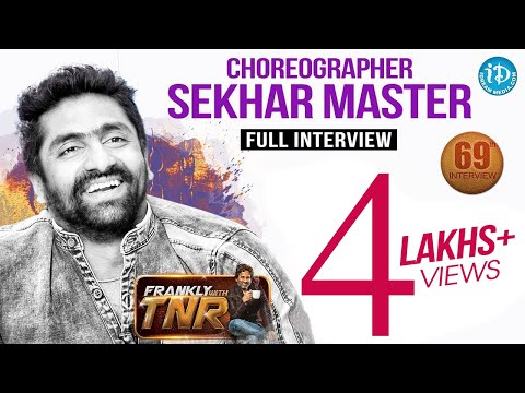 Sekhar Master Exclusive Interview || Frankly With TNR #69 | Talking Movies With iDream #434 thumbnail