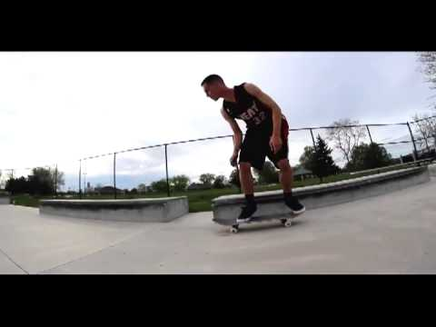 HOUR AT THE SAGINAW SKATEPARK WITH CLAYTON HRINIK