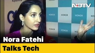 Getting Candid With Nora Fatehi