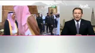 نشاط الأمير تشارلز وسياحته في السعودية