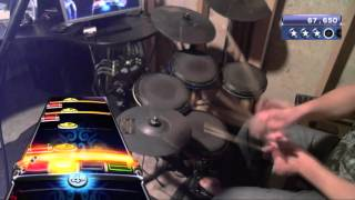 Twenty One Pilots - Heavydirtysoul (Rock Band 3 Custom Expert Pro Drums)