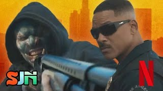 Bright: Is Will Smith or Netflix Taking The Bigger Gamble?