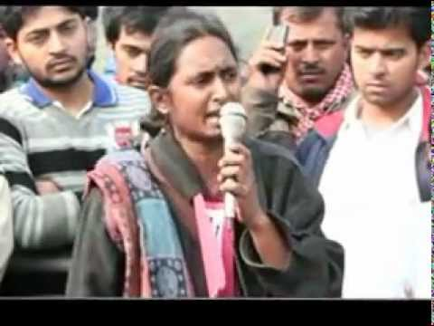 Kavita Krishnan is Secretary of the All India Progressive Women's Association (AIPWA)