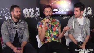 Bastille Talk Band History, Dating Techniques & More In 92.3 NOW Interview