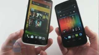 HTC One X vs Samsung Galaxy Nexus