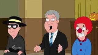 Family Guy- Funniest Bill Clinton