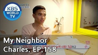 My Neighbor, Charles | 이웃집 찰스 Ep.158 / Earl Jhon's multi-cultural family![ENG/2018.10.18]