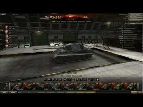 World of Tanks CZ (41.díl) - PzKpfw VIB Tiger II