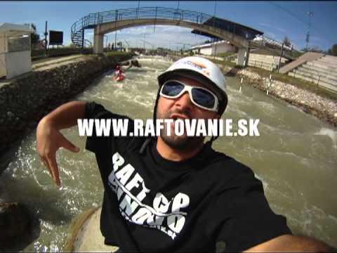 Zverina - intro RAFTING  wwwraftovaniesk  rafting kayaking a expeditions raftovanie