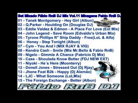 Set Mixado Fábio RnB DJ Mix Vol 11