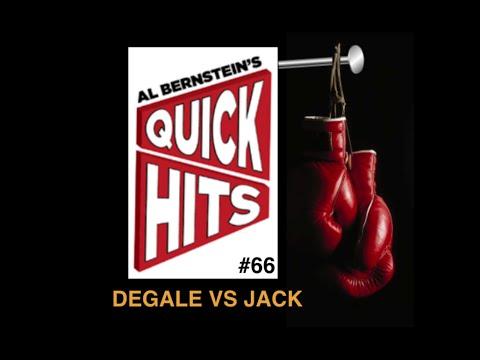 Al Bernstein's #Boxing QUICK HITS #66 James DeGale vs Badou Jack