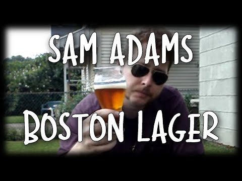 Craft Beer Review - Samuel Adams Boston Lager