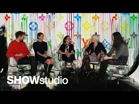 SHOWstudio: Louis Vuitton Womenswear - Autumn / Winter 2014 Panel Discussion