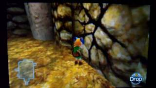 How to get Purple Gauntlets in Zelda OoT 3D Master Quest