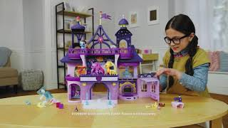 My Little Pony Toy – Magical School of Friendship Playset - Smyths Toys